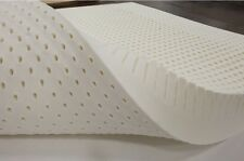 "King Latex mattress topper, 2"" 100% natural dunlop latex for your bedroom."