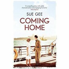 Coming Home by Sue Gee (Paperback, 2014) New Book