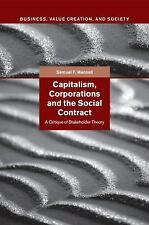 Business, Value Creation, and Society: Capitalism, Corporations and the...