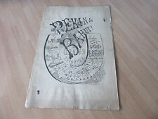 ECOLE SAINT CYR 1890 PEKIN DE BAHUT REVUE