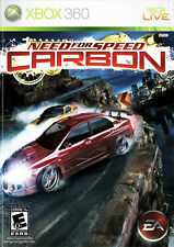 Need For Speed Carbon Microsoft Xbox 360 New!