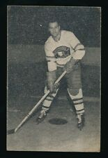 1952-53 St Lawrence Sales (QSHL) #29 RENALD LACROIX (Valleyfield)