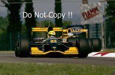 Christian Fittipaldi Minardi M192 F1 Season 1992 Photograph 2