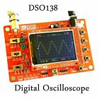 "L.T. DSO138 2.4"" TFT Digital Oscilloscope Kit Oszilloskop (1Msps) + probe STM32"