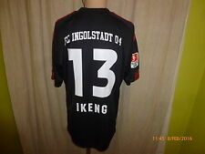 "FC Ingolstadt Original Adidas Matchworn Trikot 12/13 ""Audi"" + Nr.13 Ikeng Gr.L"
