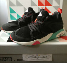 SNEAKER FREAKER x PUMA BLAZE OF GLORY Black OG Sz US10 Uk9 Ronnie DSM  2013 COA