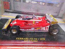 FERRARI 312T4 312 T4  F1 1979 Weltmeister Scheckter Formula One IXO Altaya 1:43