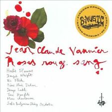 NEW Jean-claude Vannier Roses Rouge Sang CD Sealed Serge Gainsbourg