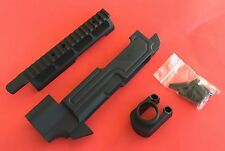 NORDIC 3 Piece Aluminum Stock Kit Black for RUGER 10/22