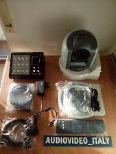SONY BRC 300 PAL + TELEMETRICS Joystick Control Panel x Telecamere PTZ Anycast