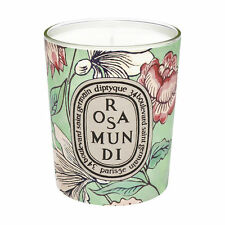 Diptyque Rosa Mundi Scented Candle - 6.5oz/190g NIB SEALED LIMITED EDITION