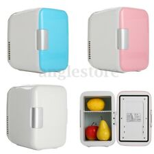 Mini Portable Refrigerator Fridge Cooler And Warmer Auto Car Boat Home Office 4L