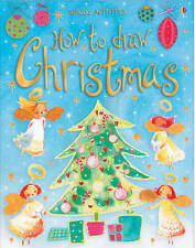 Usbourne Book 'Things to draw Christmas'