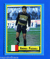 TOP MICRO CARDS - Vallardi 1989 - Figurina-Sticker - PAZZAGLI - MILAN