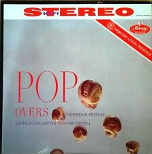 POP OVERS / FREDERICK FENNELL-EASTMAN-ROCHESTER POPS - MERCURY 90222 - STEREO LP