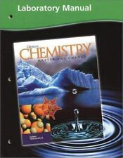 Chemistry: Matter and Change, Laboratory Manual, McGraw-Hill, New Book
