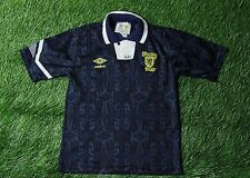 SCOTLAND NATIONAL TEAM 1991/1994 RARE FOOTBALL SHIRT JERSEY HOME UMBRO ORIGINAL