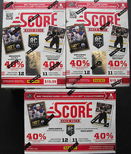 3x 2013-14 Panini Score Hockey Box NHL Eishockey OVP Sealed 132Cards per Box