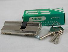 Qualitäts Profilzylinder Schließzylinder 3 Schlüssel Sicherheit Türschloß 30/45