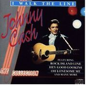 Johnny Cash I walk the line -  The collection  Neu