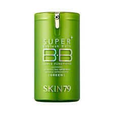 [SKIN79] Super Plus Beblesh Balm Triple Functions - 40g #Green (New, Pump Type)
