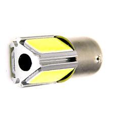 1pc Car White Led Reversing Lamp Three 1156 Face COB Super Bright Brake Light