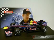 Carrera Evolution 27324 Red Bull RB5 Sebastian Vettel, No. 15  NEU