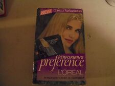 """Vintage L'OREAL Performance Permanant Cream-In GABRIELLE""""S Whispersof Blond"""