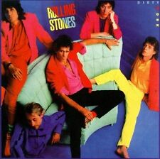 Dirty Work by The Rolling Stones (CD, Jul-2009, Universal)