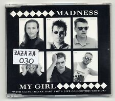 Madness Maxi-CD My Girl - UK 4-track incl. 3 live tracks - VSCDT 1425 665 476