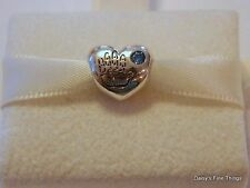 NEW! AUTHENTIC PANDORA CHARM IT'S A BOY  #791281CZB   P
