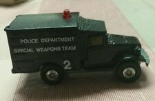 1978 TomicaTomy Diecast Toyota Type HQ15V Police Special Weapons Team No67 (B2)