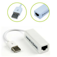 100Mb USB 2.0 to Fast Ethernet 10/100 RJ45 Network LAN Adapter AUE C Card Dongle