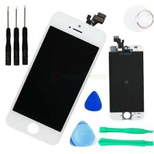 Replacement LCD Touch Screen Assy Assembly & 8 Tool Set for iPhone 5 White A+++