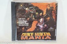 1997 PC Duke Nukem Mania,Over 1000 New Worlds,Sealed Jewel Case