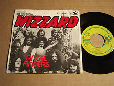 "WIZZARD - ANGEL FINGERS / YOU GOT THE JUMP ON ME - 7"" (9)"