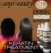 Choco Brazilian Keratin Treatment Blow Dry Hair Straightening DIY FULL KIT 50ml