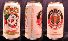 COOPERS DRAUGHT 1996 BIG DAY OUT - 375ML PULL TAB CAN - SOUTH AUSTRALIA