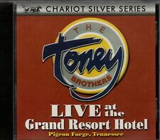 """THE TONEY BROTHERS...""""LIVE AT THE GRAND RESORT HOTEL"""".....LIVE GOSPEL CONCERT CD"""