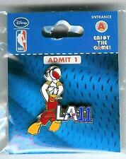 NBA 2011 All Star Game Disney Donald Duck Pin Lakers Staples Center Slam Dunk