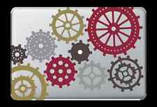"Gears 2 Decal Sticker for Apple Mac Book Air/Pro Dell Laptop 13"" 15"" 17"""