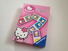 Hello Kitty Dominoes Domino Game By Ravensburger