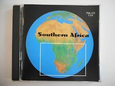PARRY MUSIC LIBRARY # 1124 : SOUTHERN AFRICA (KWELA, PERCUS) || CD  RTL Port 0€