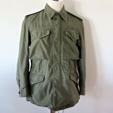 VINTAGE ORIGINAL KOREAN WAR US ARMY JACKET FIELD M-1951 M51 SMALL REGULAR CONMAR