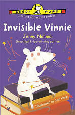 The Invisible Vinnie by Jenny Nimmo (Paperback, 2003)