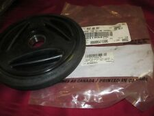 ski-doo black idler wheel new 503189475