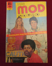 Mod Squad #5 (May 1970, Dell)