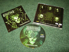 Dispatched - Terrorizer (cd)