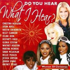 (SEALED) Do You Hear What I Hear? Women of Christmas by Various Artists (CD)