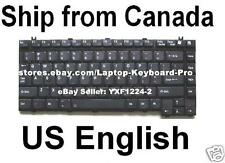 Toshiba Tecra A1 A2 A3 A3X A4 A5 A6 A7 A8 M7 Keyboard - US English